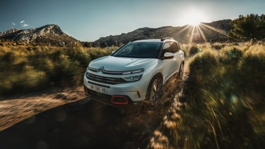 CITROËN ONTHULT NIEUWE SUV C5 AIRCROSS 'MADE IN EUROPE'