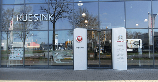Pand DS Store Enschede