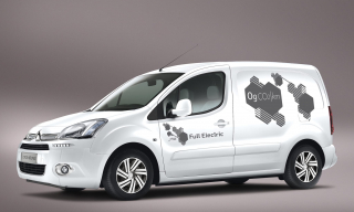 Citroën Bedrijfswagens Berlingo Electric Club